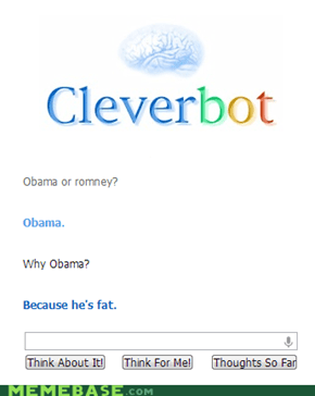 Cleverbot on Politics
