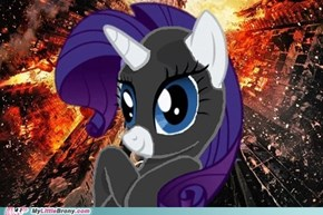 Rarity-The dark mare rises