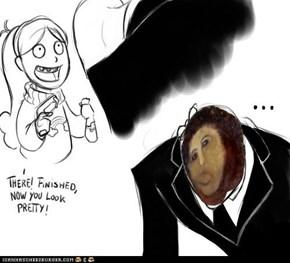 Ecce Homo Slender