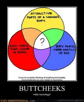 BUTTCHEEKS