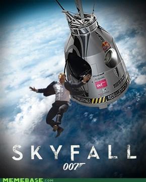 Redbull Skyfall