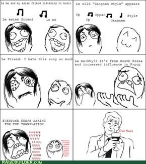 Gangnam Rage