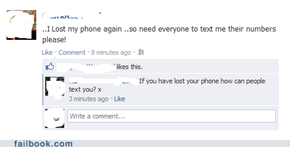 But then who was phone?