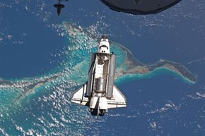 Atlantis Over the Bahamas