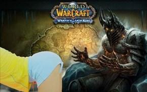 Oppa Warcraft Style