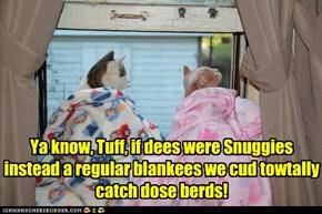 Sleeves! We needs sleeves!