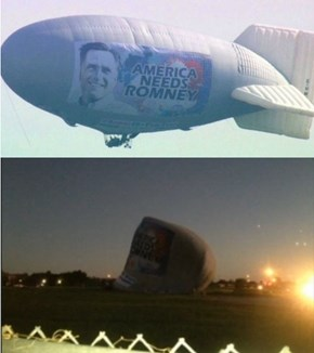 Needs More Hot Air FAIL