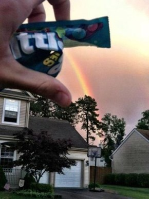 Taste the Rainbow WIN