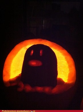 Diglett Wednesday: Diglett Used Pumpkin