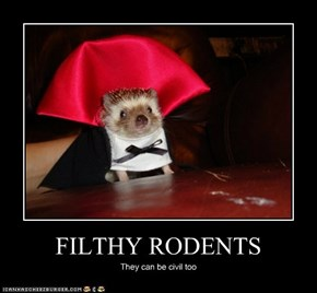 FILTHY RODENTS