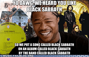Sabbath-ception