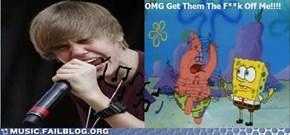 Bieber Used Sing