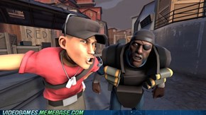 Duck Faces TF2 Style