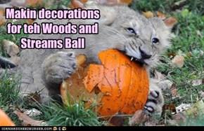 Ball preparations