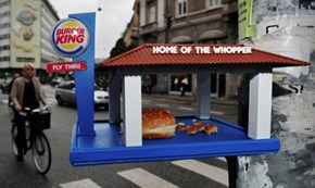 Burger King is For the Birds