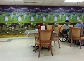 Nursing Home Decorations FAIL