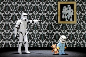 Secret Life Of Stormtroopers of the Day