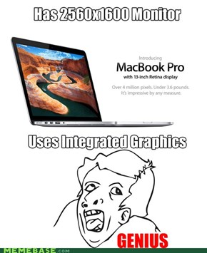 """And I thought the 15"""" Retina MBP was bad"""