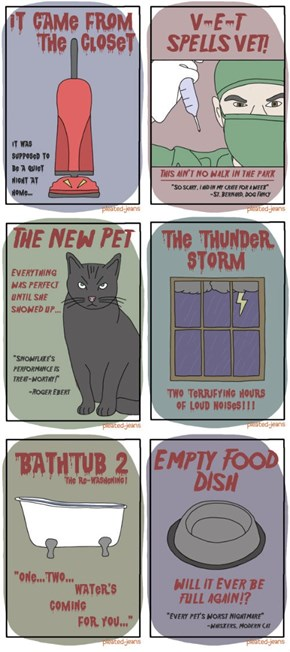 Horror Movies for Pets
