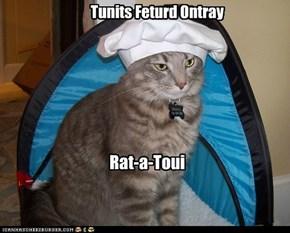Tunits Feturd Ontray