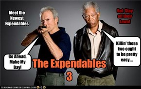 Meet The Newest Expendables