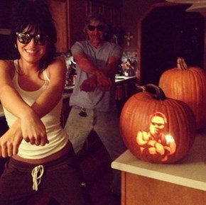 PSY Pumpkin WIN
