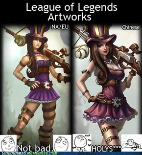 League of Legends Artworks