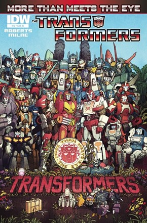 TRANSFORMERS: They're Beatles in Disguise