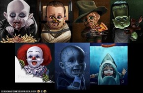 Baby Nosferatu (and other monsters)