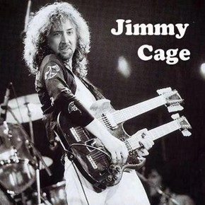 Jimmy Cage is Gonna Bring the House Down!