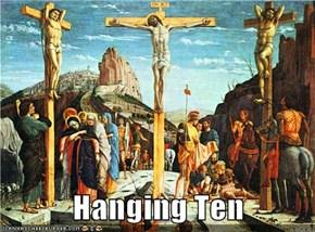 Hanging Ten