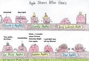 Apple Stores After Hours