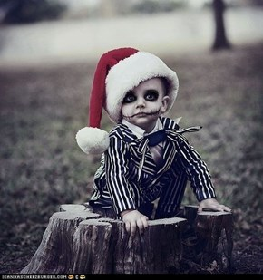The Littlest Jack Skellington