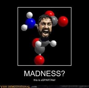 MADNESS?