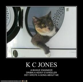 K C JONES