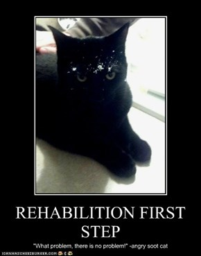 REHABILITION FIRST STEP