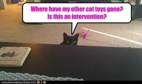 Intervention?