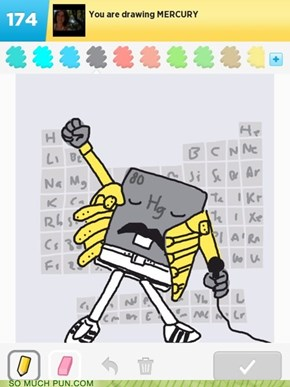 Queen of Draw Something!