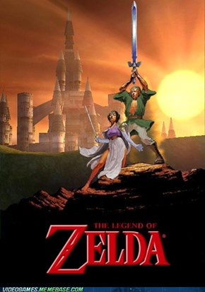 The Legend of Zelda: A New Hope