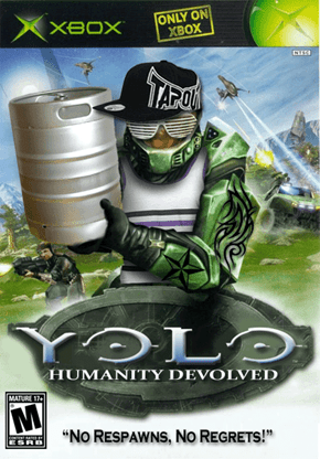 YOLO: Spartans Never Die, They're Just Missing in Action