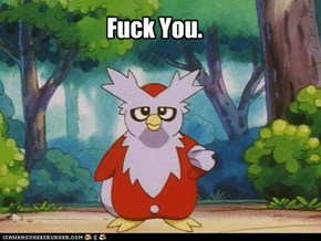 Delibird Don't Care!!!