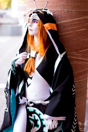 Epic Midna Cosplay