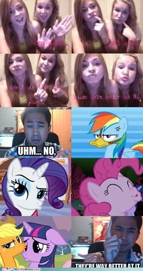 Ponyfaces -3-