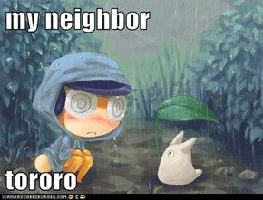 my neighbor   tororo