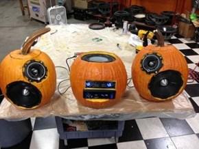 Bumpin' Pumpkins