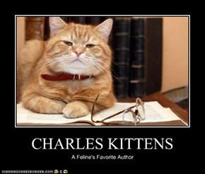 CHARLES KITTENS