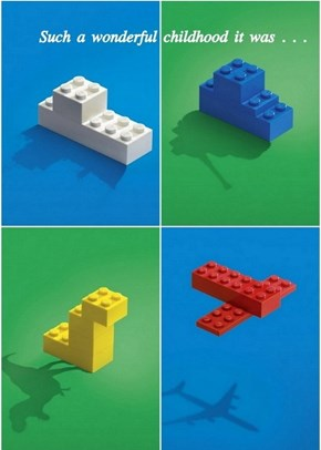 LEGO: Just Add Imagination