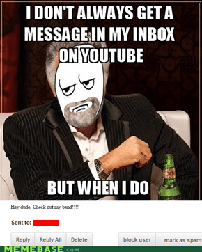 The Most Interesting Message