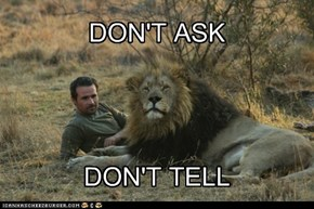 I think you're lion.