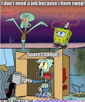 Do Be Like Squidward